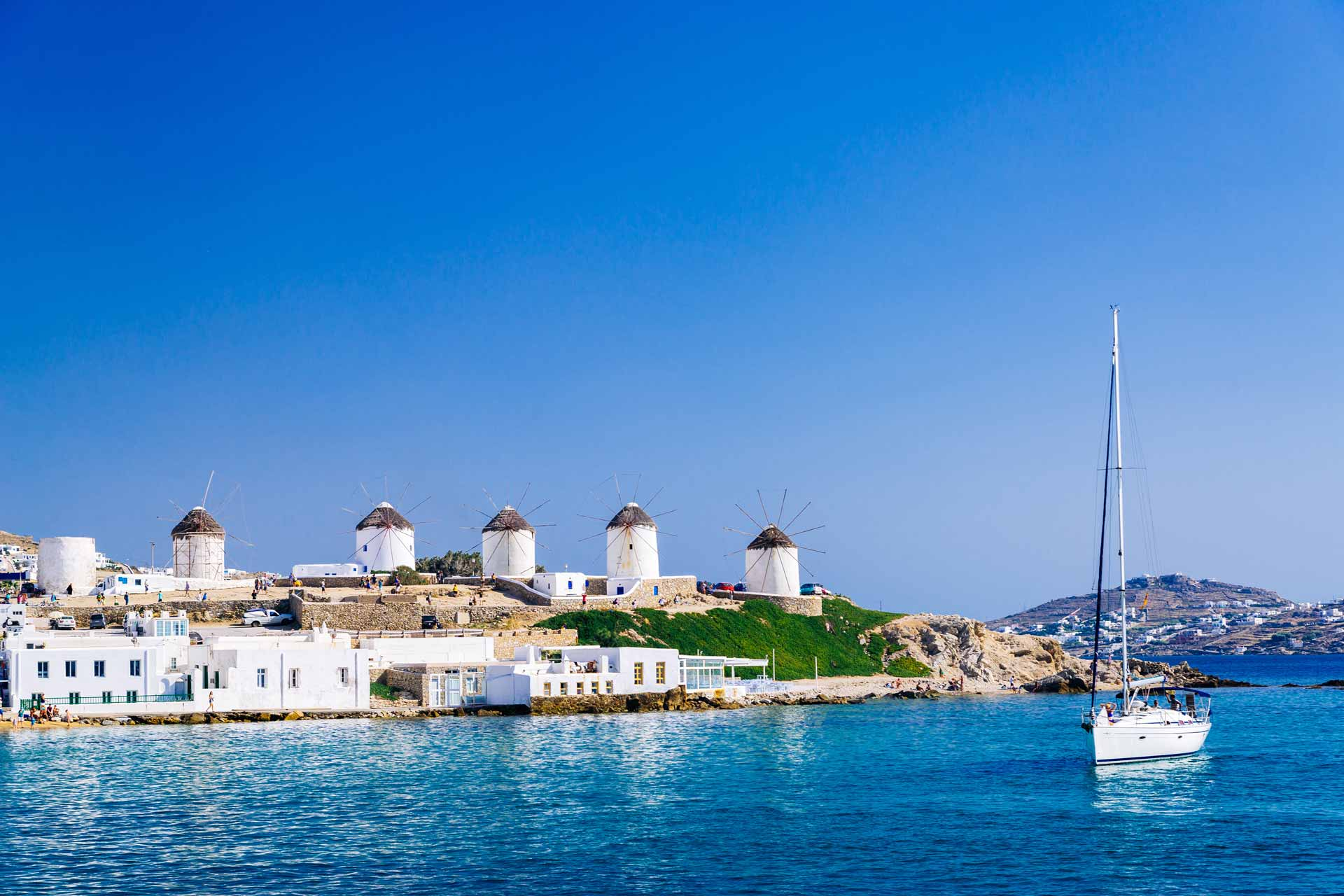 Athens Gold Yachting - Destinations