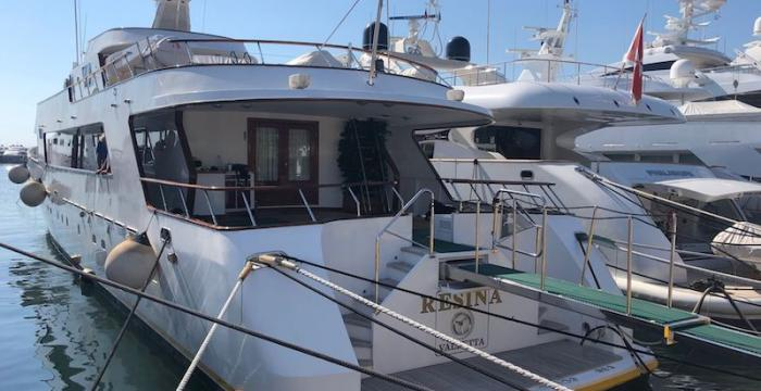 Athens Gold Yachting - Resina Yacht