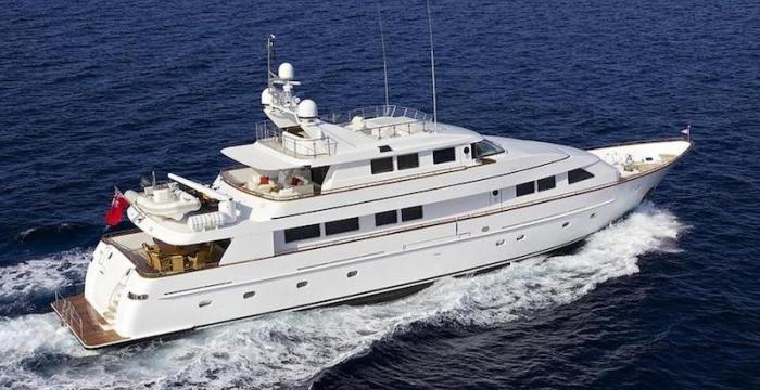 Athens Gold Yachting - Lady Ellen