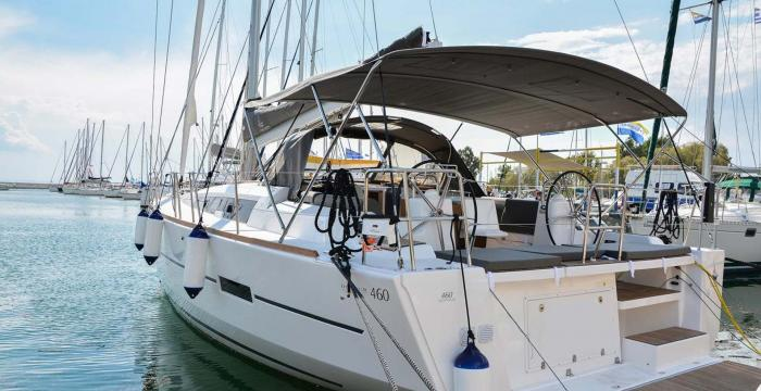 Athens Gold Yachting - Daquiri